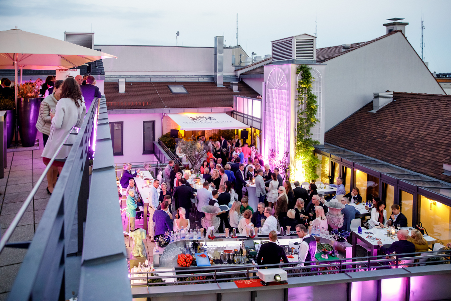 MORITZ ROOFTOP LOUNGE am 12. August 2017