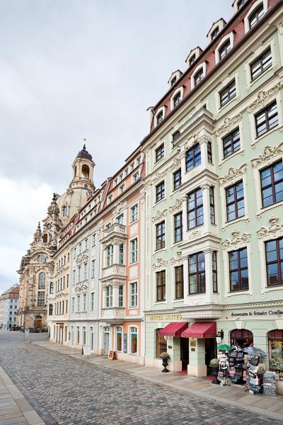 Anfahrt Und Wegbeschreibung Zum Suitess Hotel In Dresden Am Neumarkt