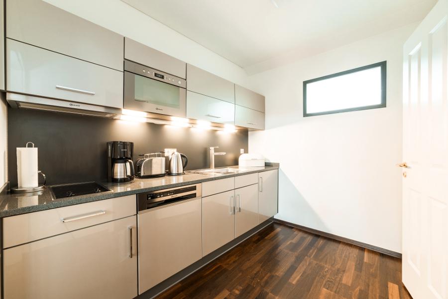 Apartments Wohnbereich Apartments Der With Kchen Dresden With Mllsystem Kche